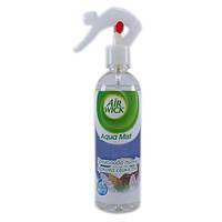 Освежитель воздуха (AIRWICK, спрэй, Свежая роса, Прохлада льна, 345мл, b.00407)