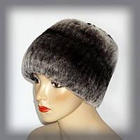 Меховая женская шапка из кролика Rex Rabbit