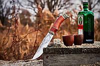 Нож охотничий ВОЛК ПОДАРОЧНЫЙ - 1 (Grand Way)