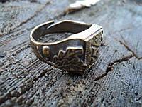 Кольцо-амулет с руной Райдо (Raido)