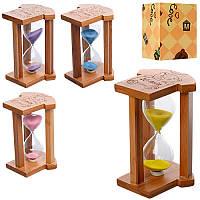 Деревянная игрушка «Песочные часы» MD 1117