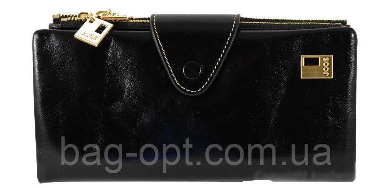 a8796e3505a9 Женский кошелек из натуральной кожи Jccs (18,5x10,5 см): продажа ...
