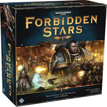 Настольная игра Forbidden Stars, фото 2