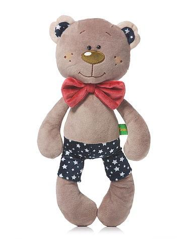 Мягкая игрушка Медвежонок ( Мишка )Викки ЛевеняK383A, 39 см