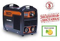 Сварочный инвертор Днипро-М САБ-250ДПК с дисплеем и кейсом