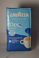 Кофе молотый Lavazza Dec без кофеина 250 гр., Италия