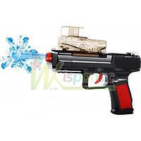 Пистолет детский XH332-1 с гелевыми и поролоновыми пулями