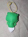Сова подвеска маленькая, фото 2