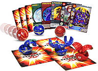 Bakugan-бой-пак карт-game1