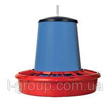 Бункерная кормушка для индюков, гусей, уток на 20 кг