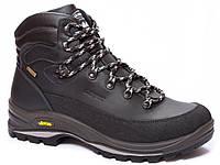 Ботинки мужские зимние GRISPORT Gore Tex кожа натуральная черные GR0001