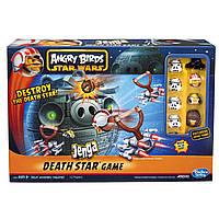 Большая настольная игра Angry Birds Star Wars Fighter Pods Jenga Death Star, фото 1