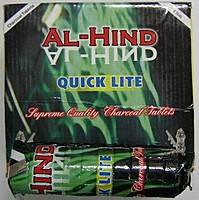 Уголь для кальяна AL-HIND