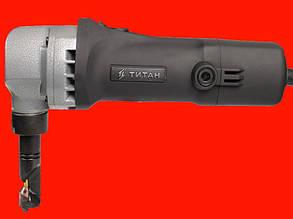 Титан ППН55-16 просечные ножницы для профнастила
