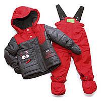 Зимний комплект (куртка + штаны) PELUCHE & TARTINE  F17 M 03 BG