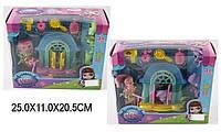 """Домик """"Littlest Pet Shop"""" 3001-1/2 (1425927/28) с куколкой, питомцами, аксессуарами, в коробке 25*11*21 см."""