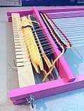 Ткацкий станок для плетения пряжей, фото 2