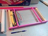Ткацкий станок для плетения пряжей, фото 7