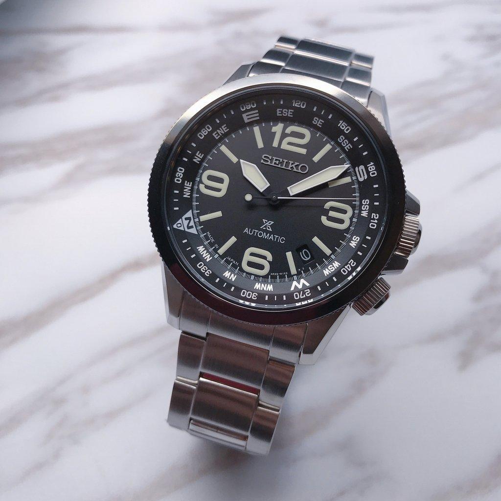 Часы Seiko SRPA71J1 Prospex Automatic 4R35