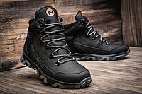 Зимние мужские ботинки теплые Merrell Черные меррелл 40 41 42 43 44 45