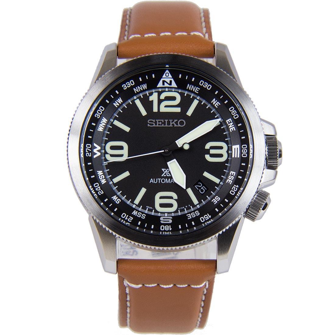 Часы Seiko SRPA75K1 Prospex 4R35 Automatic