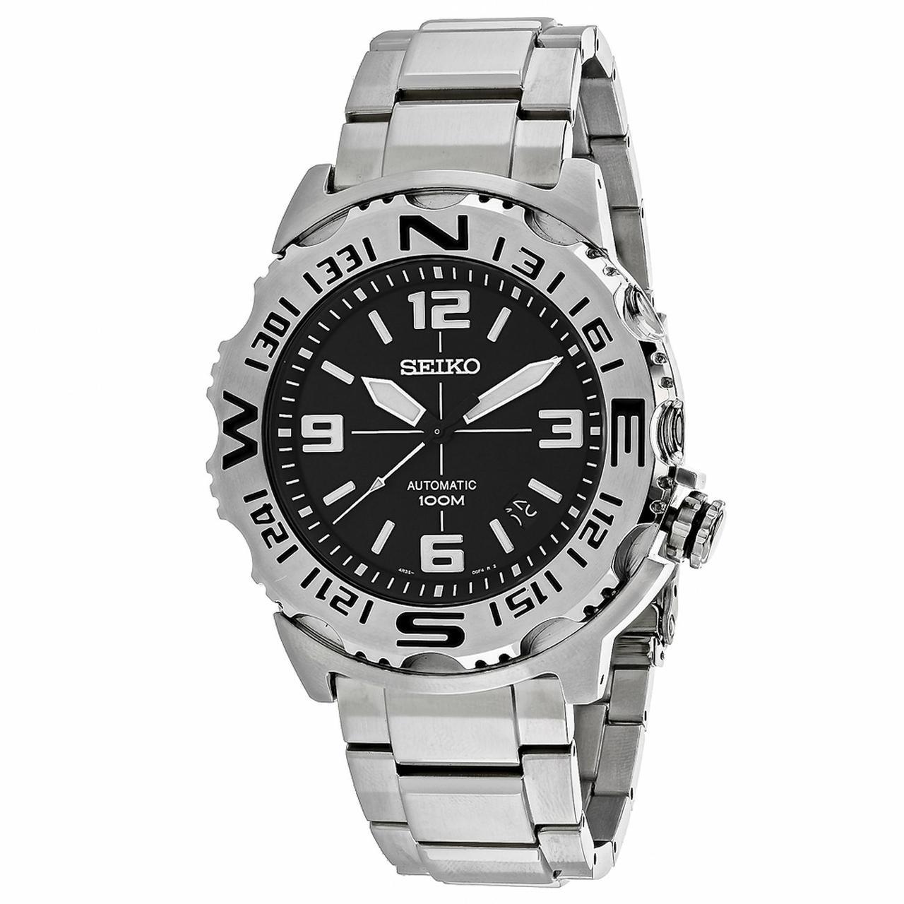 Часы Seiko Superior SRP441K1 Prospex 4R35 Automatic