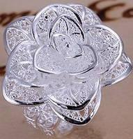 Кольцо Все размеры (TF22). Покрытие серебром 925