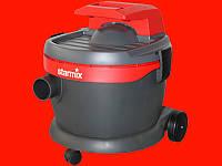 Профессиональный строительный пылесос Starmix AS 1220 P+ на 20 литров