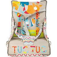 Портативный детский стульчик TUC TUC ZIG-ZAG BAOBAB