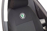 Автомобильные чехлы на сиденья для Fiat Doblo 2000-2009 (передн. сиденья)