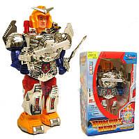 Робот игрушечный на батарейках 0903