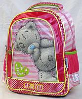 """Рюкзак школьный """"Мишка Тедди - Bear Me to You"""" (модель 551802), ТМ """"1 вересня"""""""