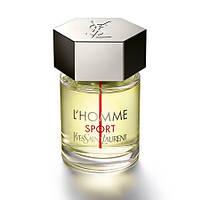 Yves Saint Laurent YSL L`Homme Sport - Мужские духи Ив Сен Лоран Хомме Спорт Туалетная вода, Объем: 100мл ТЕСТЕР