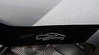 Дефлектор капота (мухобойка) Peugeot 408 2012-