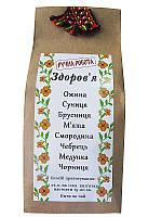 Чай- вышивка ЭКО Здоровье (Карпатский чай)