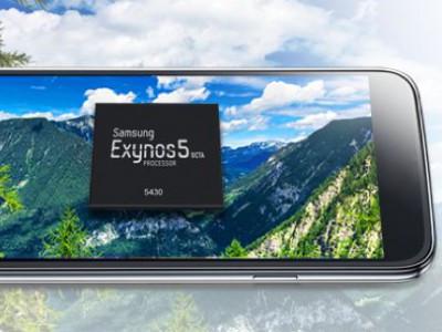 Samsung анонсувала восьміядерний процесор Exynos 5430