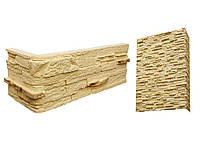 Гіпсова декоративна плитка Европа 20 (кутова) 1,2м.пог. ТМАКАІНТЕР