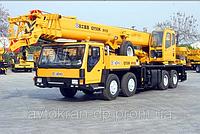 Услуги автокрана 50 т. в Днепропетровске