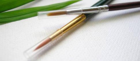 KNG015 Набор-раскраска по номерам Поза лотоса. Серия Гапчинская, фото 3
