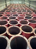 Самотеки зернопроводы ф350мм