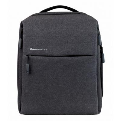 Рюкзак для ноутбука Xiaomi Mi minimalist urban Backpack Grey (Xiaomi M