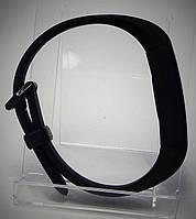 Smart band фитнес браслет цвет черный