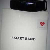 Smart band mi band 2 фитнес браслет цвет черный