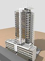 Проектирование объектов гражданского назначения