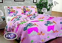 Детский комплект постельного белья в кроватку №дсм10