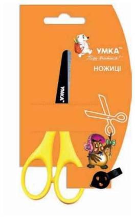Ножиці дитячі УМКА, НЦ403, 12.7 см, фото 2