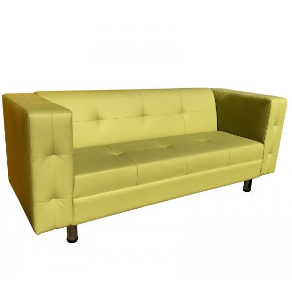 Трёхместный офисный диван Dream. Диваны для офисов. Мягкая офисная мебеь