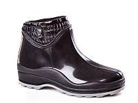 Ботинки №fray 2 черный  (р.38-41).Опт.
