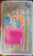Жевательный мармелад ленточки в сахаре Lico Rico Belt 150 шт Турция