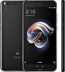 Смартфон Xiaomi Mi Note 3 Dual SIM Black 6/128gb 3500 мАч Qualcomm Snapdragon 660